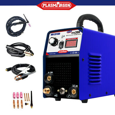 TIG MMA Welding Machine Stainless Carbon Steel Welder 110/220V