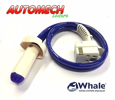 GENUINE Whale Watermaster High Flow Water Pump & Plug Motorhome,Caravan EP1612