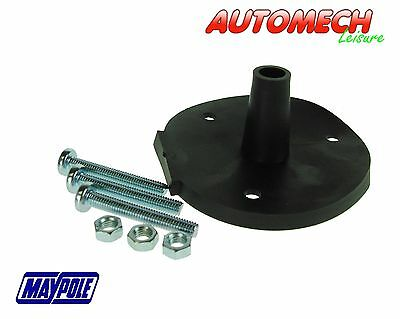 Quality Maypole 7/13 Pin Socket Seal with 3 Mounting Bolts & Nuts,M5 x 35m (247)
