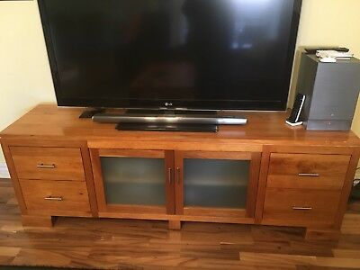 tv cabinets used