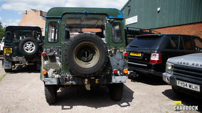 1986 Land Rover 90 2.5 Diesel Ex Military Unregistered with MOD 654 Papers