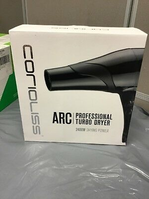 Corioliss Arc Professional Turbo Hair dryer 2400W BRAND NEW IN BOX