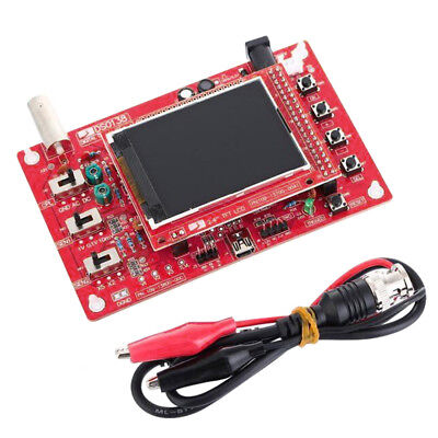 Fully Assembled DSO138 Digital Oscilloscope TFT controller recognition function