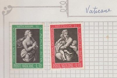 VATICAN L10 L15 Mother with Children MH as per scan #