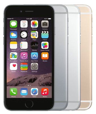 Apple iPhone 6 16GB, 32GB, 64GB, 128GB Spacegrau, Silber, Gold Jun