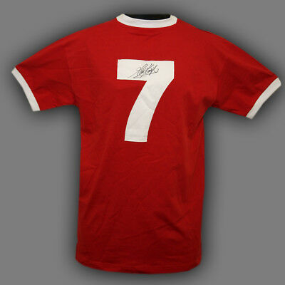 Kevin Keegan Hand Signed No 7 Liverpool Replica Football Shirt  : New