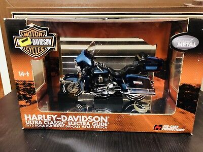 Harley Davidson Ultra Classic Electra Glide  Die-cast Promotions