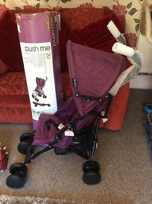 Bn Redkite Red Kite Push Me 2U Stroller,pushchair,buggy,lightweight,baby,toddler