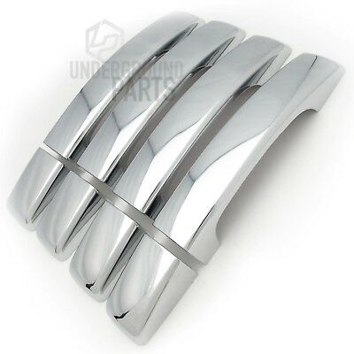 Chrome Door Handle Covers Range Rover Sport 2005-2010 Discovery 3 Freelander 2