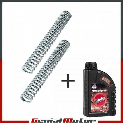 Piaggio Beverly 350 Sport Touring 2013 Front Fork Spring Set Bitubo