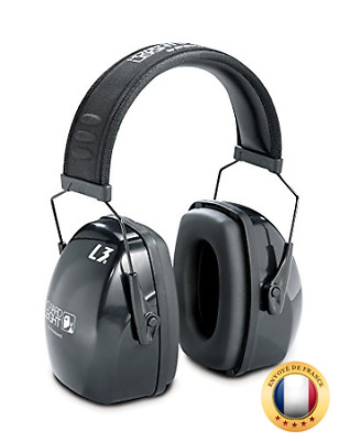Honeywell 1010924 Howard Leight Casque Antibruit Leightning L3, SNR 34