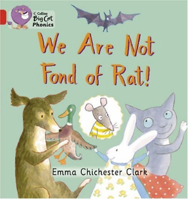 Big Cat - We Are Not Fond Of  (UK IMPORT)  BOOK NEW