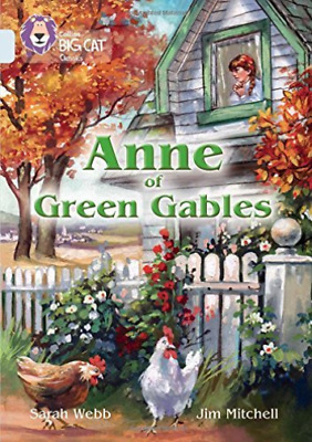 Big Cat-Anne Of Green Gables  (UK IMPORT)  BOOK NEW