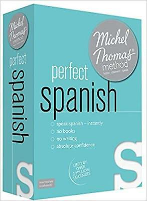 Perfect Spanish with Michel Thomas audio - audiobook MP3 download