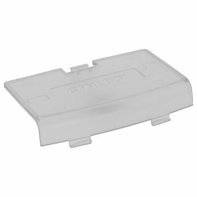 Battery cover for Game Boy advance Nintendo door cover - Clear   ZedLabz