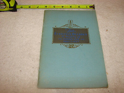 Ohio Oil Co. A History Of ... Findlay  55 Page Book 1887 To 1937