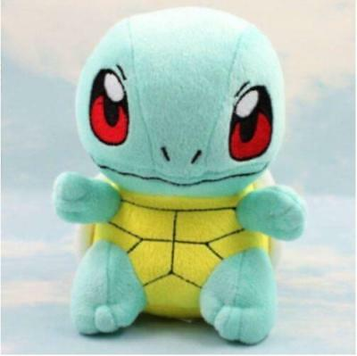 "6.5"" New SQUIRTLE Lovely Stuffed Soft Plush Toys Doll figure Xmas"