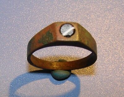 Ancient Ring. Bronze. Original.