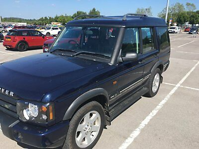 2003 Land Rover Discovery 2 ES TD5 Auto