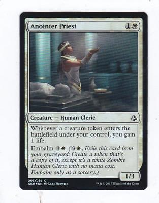Anointer Priest X4 M//NM Magic The Gathering MTG Amonkhet
