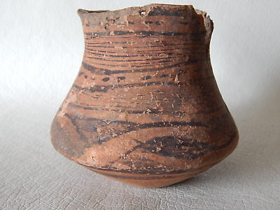 Neolithic cup 90 mm. Trypillian culture. Ukrainian artifacts.