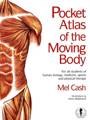 Cash,m-Pocket Atlas Of The Moving Body  (Uk Import)  Book New