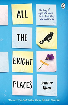 All the Bright Places  (UK IMPORT)  BOOK NEW