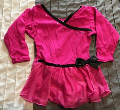 Girls Toddlers FREESTYLE Pink Danskin Ages 2-3 WORN ONCE Retail $29.99