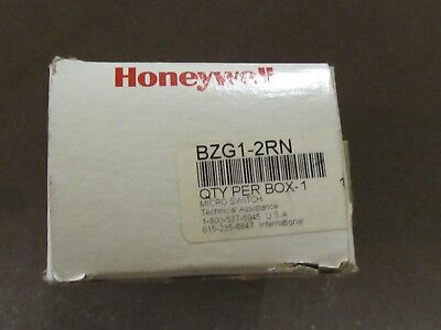 Honeywell/ Micro Switch  Bzg1-2Rn Limit Switch (As Pictured)