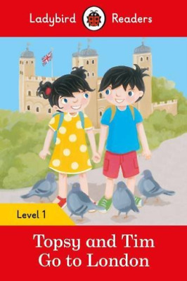 Topsy and Tim: Go to London Lvl 1  (UK IMPORT)  BOOK NEW