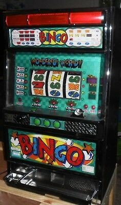 Pachislo Bingo Slot Machine / 200 Tokens / 297 Pg Manual