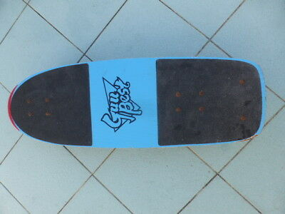 Skateboard Guu Best 77 X 26 Mm Used From The 80's Old Skool Good Nick