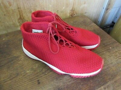 huge selection of 42fb3 abba7 Air Jordan Future Gym Red 656503-601 Shoes Size 9.5   Low Price