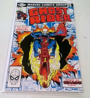 Ghost Rider #67 (Apr 1982, Marvel) NM- Bronze Age