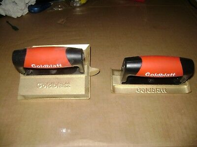 Goldblatt SOFT GRIP BRONZE Concrete EDGER Model #: G06952 & Groover #G06951