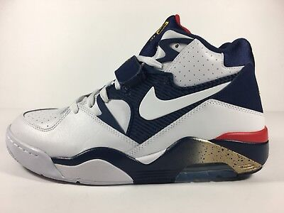 ad14860e0a Air Force 180 Olympic Dream Team White / Navy / Gold / Red Size 13 310095