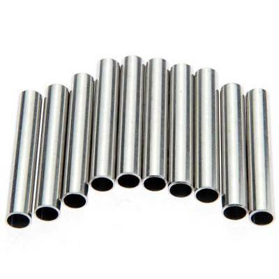 """10pcs 304 Stainless Steel Tube Grip Tip Back Stem for Tattoo Machine 2"""" US"""