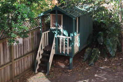 Cubby House (Wooden)