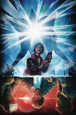 Stranger Things #1 (2018) - Cover A Briclot ~ PRE-ORDER