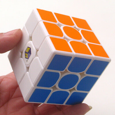 Newest YuXin Little Magic Standard 5.5cm 3x3 Magic cube IQ Fancy Toy Sticker 1pc