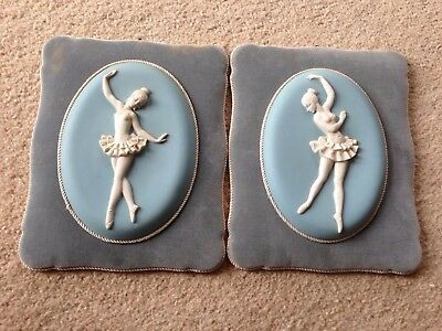 Vintage Porcelain Ballerinas Tuscan Collection