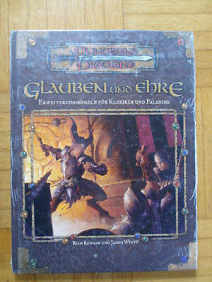 Dungeons & Dragons Glauben und Ehre – #8472 Deutsch Hardcover D&D Guide Source B
