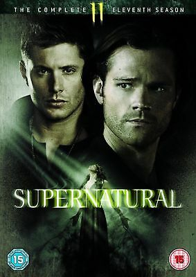 Supernatural Series 11 Complete All Episodes Eleventh Season New Uk Region 2 Dvd