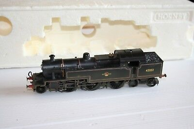 Hornby R2287LN Class 4P 2-6-4T 42322 in BR black DCC FITTED