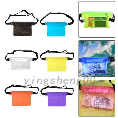 Waterproof Camera Mobile Phone Pouch Dry Bag Case Boat Beach Rafting Travel Kit
