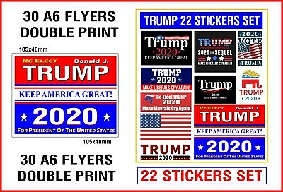 DONALD TRUMP Lives Here,White House,USA Patriotic Rubber Stamp RED+FREE PP-Badge