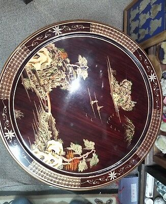 oriental table beautiful Chinese Japanese table vintage