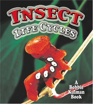 Aloian-Insect Life Cycles  (UK IMPORT)  BOOK NEW