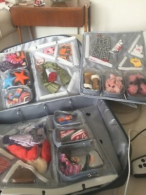 Brats Dolls Clothes And Carry Case