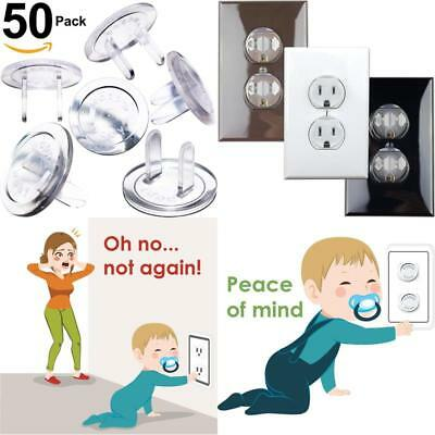 Ultra Clear Outlet Covers – Value Pack 50 Count Premium Quality – New  Improv